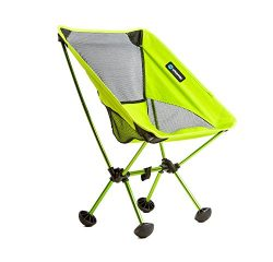 Terralite Portable Camp Chair. Perfect For Camping, Beach, Backpacking & Outdoor Festivals.  ...