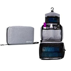 Kopack Hanging Toiletry Bag Women and Mens Travel Toiletry Bag Water Resistant Makeup Pouch Ligh ...