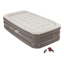 Coleman Supportrest Plus Pillowtop Twin Double High Airbed