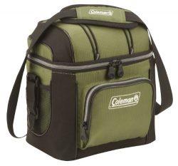 Coleman 9 Can Cooler, Green