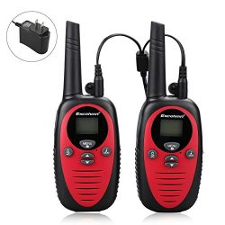 22 Channel FRS GMRS Dual Band 2 Way Radio Long Range Up to 3000M/1.9MI Range (MAX 3.1M in Open F ...