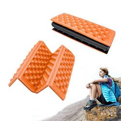 Camping Foam Pad , Waterproof Outdoor Travel Exercise Folding Compact Sleeping Mat , Lightweight ...
