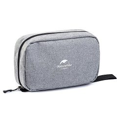Toiletry Bag, Compact Toiletry Bag Large Storage Capacity with Hanging Hook, Waterproof Travel O ...