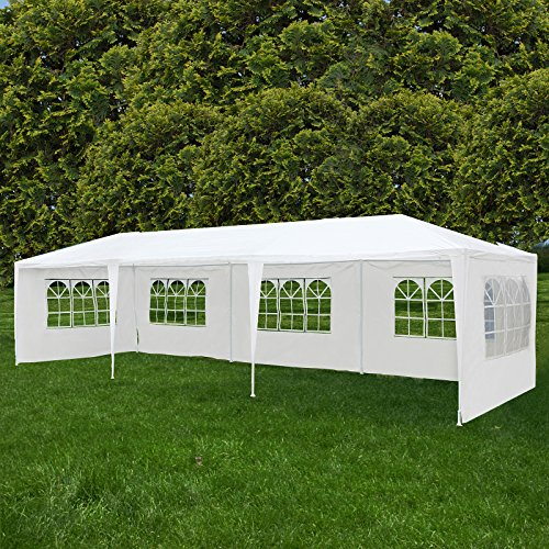 Uenjoy 10'x30' Canopy Party Wedding Tent Event Tent Outdoor