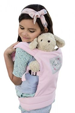 Baby Doll Carrier, Backpack Style, Stuffed Animal Snuggle Up, Adjustable Straps, Wearable Front  ...