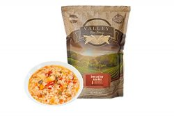 Freeze Dried Meals for Lunch and Dinner (5 Servings of Sweet and Sour Asian Rice) – Long T ...