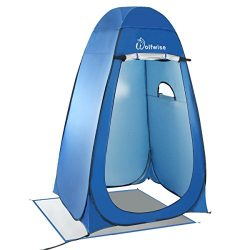 WolfWise Instant Pop-Up Privacy Tent