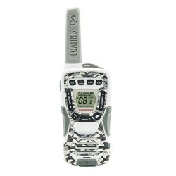 Cobra Two-Way Radio 35-Mile 22 Channel FRS/GMRS, Waterproof IP54 and Dustrproof, Weather and Eme ...