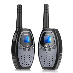 incoSKY Walkie Talkies – Kids Toys Kids Walkie 22 Channel 400M-480MHz with PPT/VOX 2 Way R ...