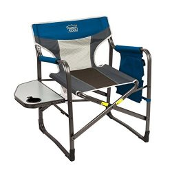 Timber Ridge Director's Chair Oversize Portable Folding Support 300lbs Utility Lightweight ...