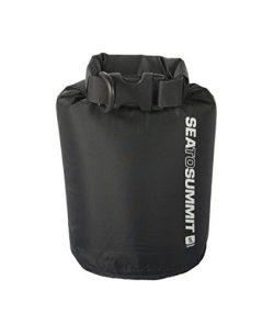 Sea To Summit Lightweight Dry Sack – Black 1L