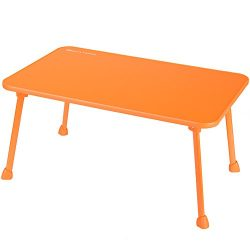 Laptop Bed Tray NNEWVANTE Laptop Desk Lap Desk Foldable Portable Standing Outdoor Camping Table, ...
