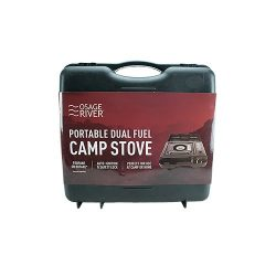 Osage River Portable Dual Fuel Camp Stove. Osage River Dual Fuel Portable Propane & Butane C ...