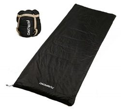 Ultra Lightweight Sleeping Bag – Large, Soft & Ultralight Travelling, Camping, Backpac ...