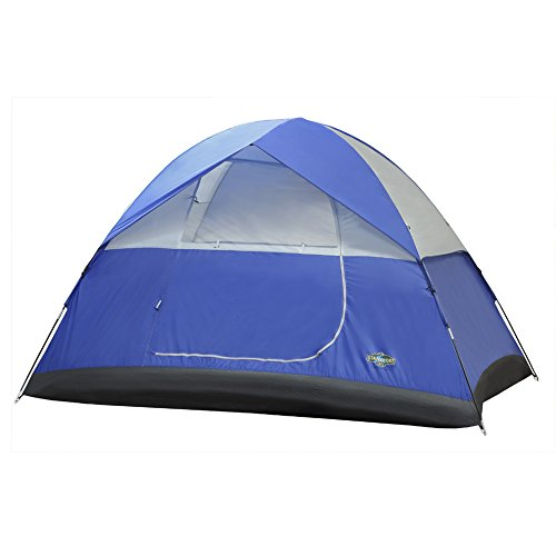 Stansport Pine Creek Dome Tent, 8-Feet x 7-Feet x 54-Inch