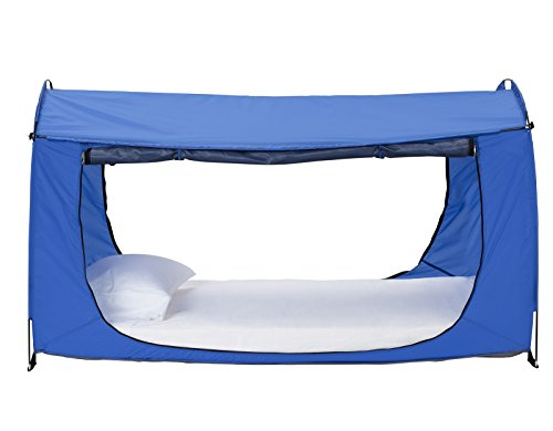 Cribtastic Privacy Bed Tent (Blue)
