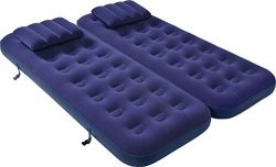 Jilong 3-In-1 Inflatable Camping Airbed Mattress – Single/Double