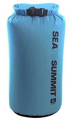 Sea to Summit Lightweight Dry Sack,Blue,Medium-8-Liter