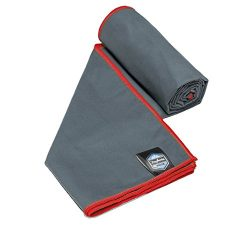 Youphoria Outdoors Quick Dry Travel Towel with Carry Bag – Compact Microfiber Towel for Ca ...