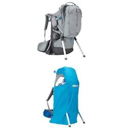 Thule Sapling Child Carrier and Rain Cover