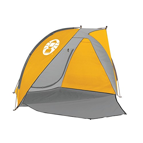 Coleman Compact Shade Shelter, Yellow