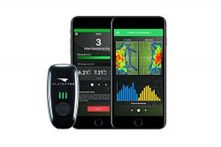 PLAYERTEK Wearable GPS Tracker for Football with iPhone iOS App to Track and Improve Your Game ( ...