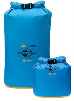 Sea to Summit eVAC Dry Sack,Blue,5-Liter