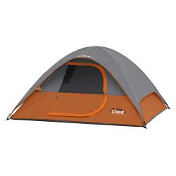 CORE 3 Person Dome Tent 7'x7′