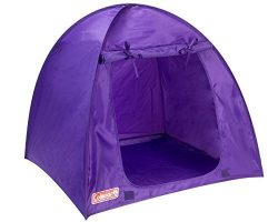 Purple Coleman Doll Tent, Perfect for the 18 Inch Camping American Girl Dolls & More! 18 Inc ...