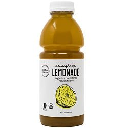 Organic Lemonade Concentrate By Cup & Compass – No Sugar, Zero Calories, Unsweetened,  ...