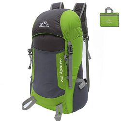 SAMI STUDIO Hiking Backpack Ultra Lightweight Packable Backpack Water Resistant Daypack,Small Ba ...