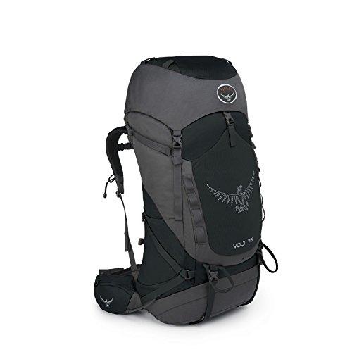 Osprey Packs Volt 75 Backpack, Tar Black