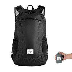 Naturehike Ultralight Foldable Packable Small Hiking Daypack Backpack for Women Men, Lightweight ...