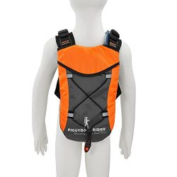Piggyback Rider CHILD SAFETY HARNESS BACKPACK – ORANGE