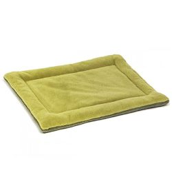 Cat Sleeping Pad Carrier Mat Reversible Dog Crate Mat 18 inch Cat Kennels pad Cat Cage Pad Cushi ...