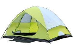 STAR HOME Outdoor 3 Season Backpacking Tents for Camping (6 person)