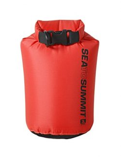 Sea to Summit Lightweight Dry Sack,Red,X-Small-2-Liter
