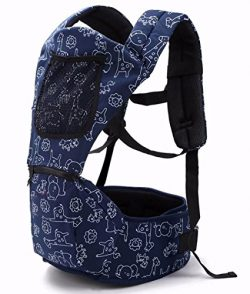 "Baby Carriers Ergonomic Baby Backpacks with Hip Seat for All Seasons,for Waist 27.5"" to 43 ..."