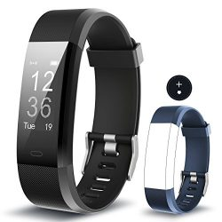 Arbily 【Today promotion】 Fitness Tracker HR, Activity Tracker with Heart Rate Monitor Watch wi ...