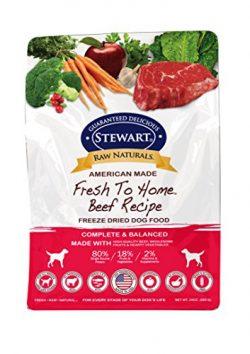 Stewart Raw Naturals Fresh To Home Freeze Dried Dog Food