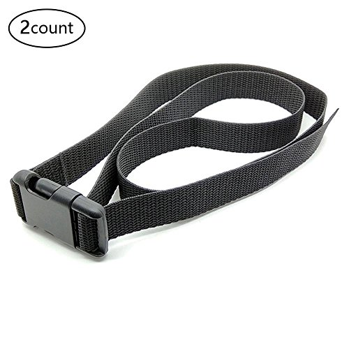 Pawaca Utility Strap With Quick Release Buckle, Backpack Accessory Straps, Camping Straps Outdoo ...