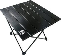 Berserker Outdoor Folding Camp Table Portable Ultralight Table Aluminum Camping Table for Fishin ...