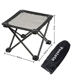 Pantete Folding Chairs Outdoor, Camping Stool Anti-UV & Anti-Freeze & Waterproof Ultrali ...