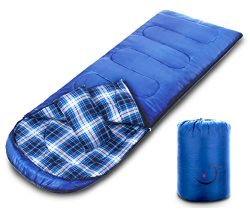 X-CHENG Flannel Sleeping Bags – ECO Friendly Materials – Super warm Flannel lining & ...