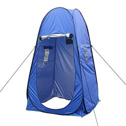 Sammid Portable Camping Beach Tents,Portable Tent Changing Room Privacy Shelter Tent for Outdoor ...