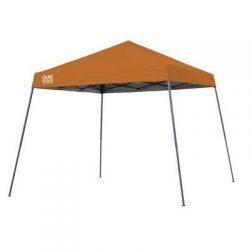 Quik Shade Expedition Instant Canopy, Orange