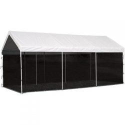 ShelterLogic MaxAP Screen House Enclosure Kit, 10 ft. x 20 ft. (Frame and Canopy Sold Separately)