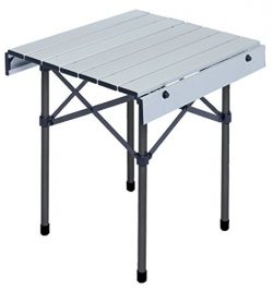 RIO Gear 18″ Portable Heat Resistant Camping Table with Carry Bag