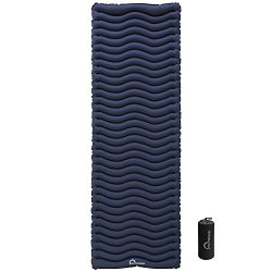 ALPRANG Ultralight Sleeping Pad – Inflatable Camping Mat for Backpacking, Traveling and Hi ...