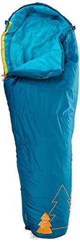 Kelty Little Tree 20 Degree Sleeping Bag – Short Right-Hand